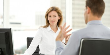 On dates or in interviews remember it is a two-way conversation. (Image from flexjobs.com)