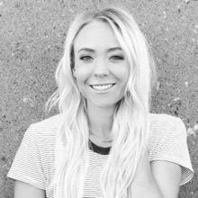 Lindsay Ford, Social Media PR Content Manager at TRUSS Group (Photo courtesy of Lindsay Ford)
