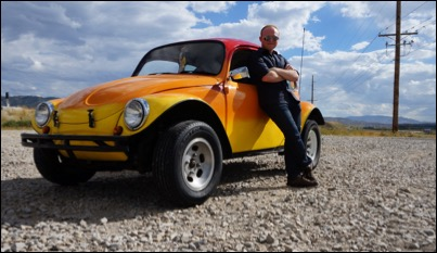 This one-of-a-kind Baja Beetle was the great project of my teenage years. More than eight years later,                                       it's still my daily driver. (Source: Jackson Zollinger, 2014)