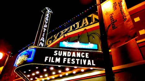 The Sundance film festival in Park City, Utah is the largest and most well-known independent film festival in the world. (Labeled for Reuse)
