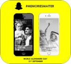 #MemoriesMatter acted as a campaign to promote awareness about Alzheimer's Disease. (Source: Digital Archive Stock)