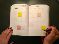Effective planning helps PR professionals stay organized and manage unexpected events. Attribution: Alexandra Nimmo